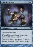 Born of the Gods Foil: Eternity Snare