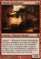 Born of the Gods: Felhide Spiritbinder