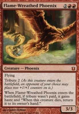 Born of the Gods: Flame-Wreathed Phoenix