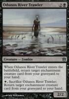 Born of the Gods Foil: Odunos River Trawler