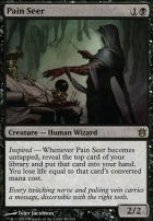 Born of the Gods: Pain Seer