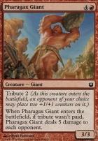 Born of the Gods Foil: Pharagax Giant
