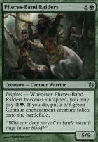 Born of the Gods Foil: Pheres-Band Raiders