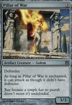 Born of the Gods: Pillar of War
