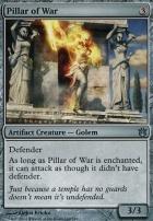 Born of the Gods Foil: Pillar of War