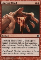 Born of the Gods: Searing Blood