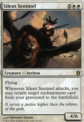 Born of the Gods: Silent Sentinel