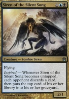 Born of the Gods: Siren of the Silent Song