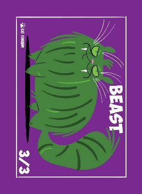 Card Kingdom Tokens: Cat Kingdom Beast Token