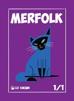 Card Kingdom Tokens: Cat Kingdom Merfolk Token