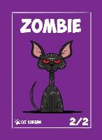 Card Kingdom Tokens: Cat Kingdom Zombie Token