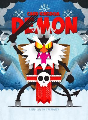 Card Kingdom Tokens: Demon Token (Krampus - 2018)