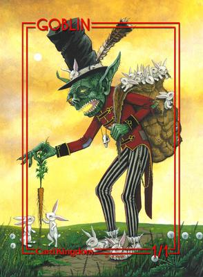 Card Kingdom Tokens: Goblin Token