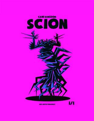 Card Kingdom Tokens: Scion Token (Red Box Edition)