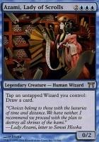 Champions of Kamigawa Foil: Azami, Lady of Scrolls
