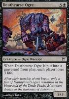 Champions of Kamigawa: Deathcurse Ogre