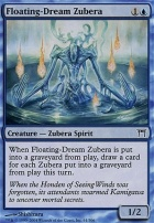 Champions of Kamigawa Foil: Floating-Dream Zubera