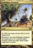 Champions of Kamigawa Foil: Forbidden Orchard