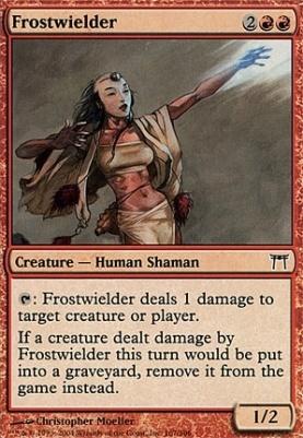 Champions of Kamigawa: Frostwielder