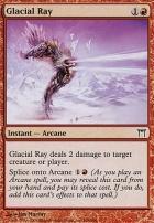 Champions of Kamigawa Foil: Glacial Ray
