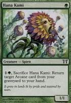 Champions of Kamigawa: Hana Kami