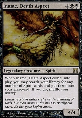 Champions of Kamigawa: Iname, Death Aspect
