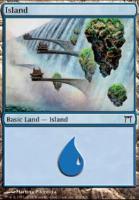 Champions of Kamigawa: Island (294 D)