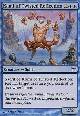 Champions of Kamigawa: Kami of Twisted Reflection