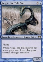 Champions of Kamigawa: Keiga, the Tide Star