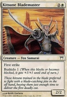 Champions of Kamigawa: Kitsune Blademaster