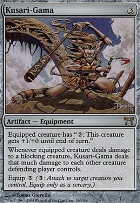 Champions of Kamigawa: Kusari-Gama