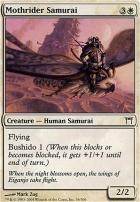 Champions of Kamigawa: Mothrider Samurai