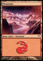 Champions of Kamigawa: Mountain (301 C)