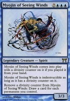 Champions of Kamigawa: Myojin of Seeing Winds