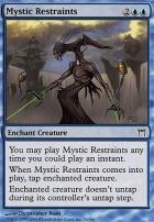 Champions of Kamigawa: Mystic Restraints