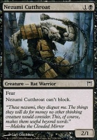 Champions of Kamigawa: Nezumi Cutthroat
