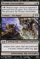 Champions of Kamigawa: Nezumi Graverobber