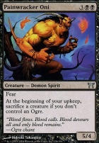 Champions of Kamigawa Foil: Painwracker Oni