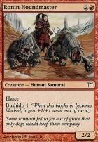 Champions of Kamigawa: Ronin Houndmaster