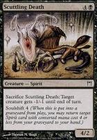 Champions of Kamigawa Foil: Scuttling Death