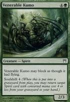 Champions of Kamigawa: Venerable Kumo