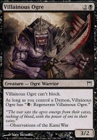 Champions of Kamigawa: Villainous Ogre