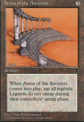 Arena of the Ancients | Chronicles | Card Kingdom