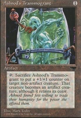 Chronicles: Ashnod's Transmogrant