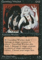 Chronicles: Cuombajj Witches