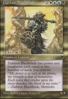 Chronicles: Dakkon Blackblade