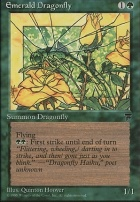Chronicles: Emerald Dragonfly