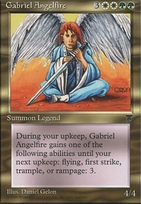 Chronicles: Gabriel Angelfire
