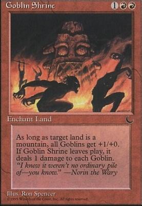 Chronicles: Goblin Shrine