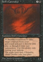 Chronicles: Hell's Caretaker